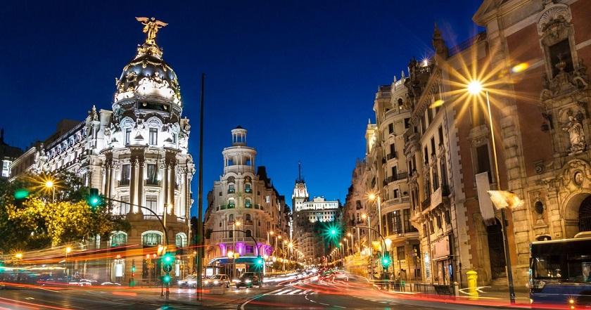 Préparer vos vacances en Espagne : Madrid