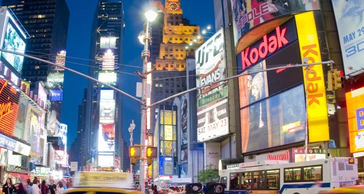 Guide et informations pratiques pour partir a New York