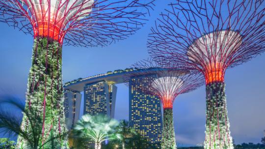 Préparer votre séjour pour Singapour